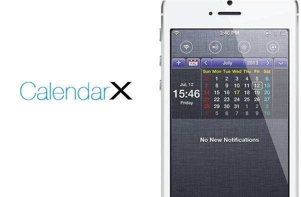 calendarX tweak