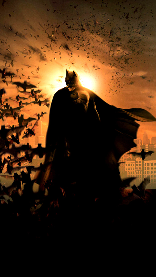 Dark knight wallpaper iPhone 5s 5c