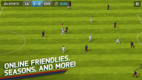 Fifa 14 iPhone online