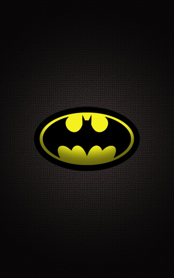 batman logo iphone 5s wallpaper
