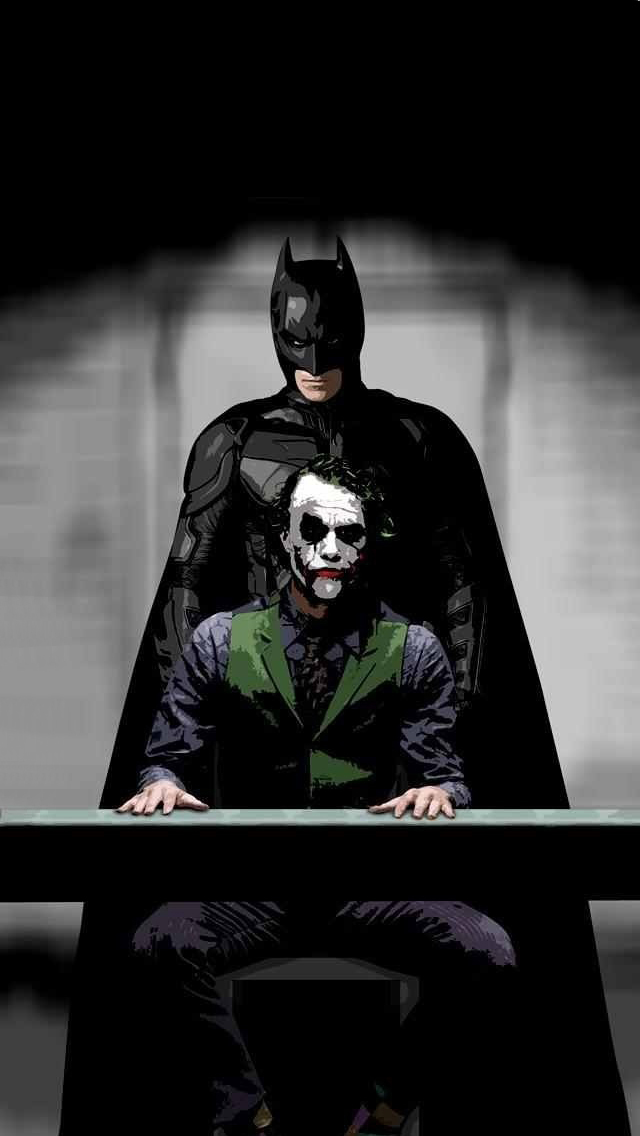 batman wallpaper joker iPhone