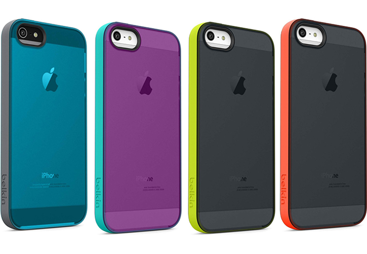 Belkin Grip Candy Sheer Case iPhone 5s