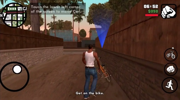 Create your own music station in GTA San Andreas for iPhone and iPad