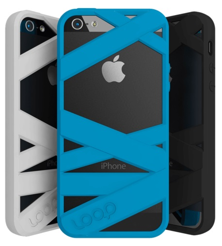 Loop Attachment Mummy Case iPhone 5s
