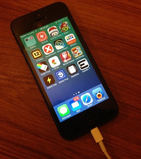 evasi0n iPhone iOS 7