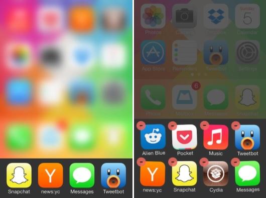 ClassicSwitcher iOS 7 tweak