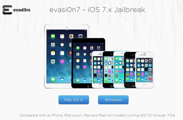 evasion7 ios 7-0-6
