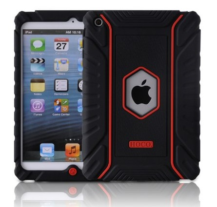 Honeycase Extreme-Duty Military Transformer Hybrid Shockproof case iPad mini