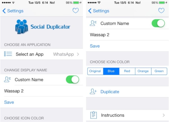 Social Duplicator tweak (2)