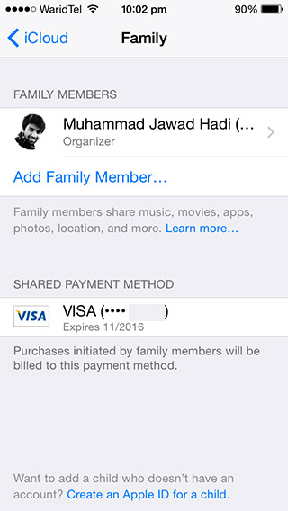 family-sharing-setup