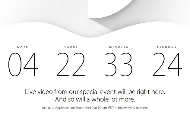 livestream iPhone 6 iwatch