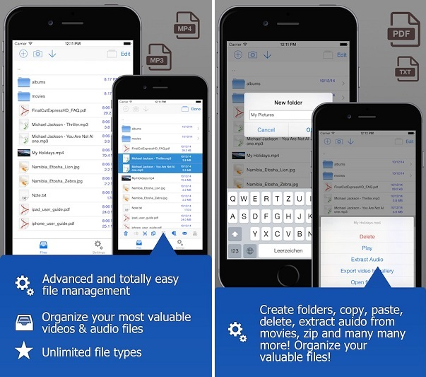 can you edit pdf files on iphone