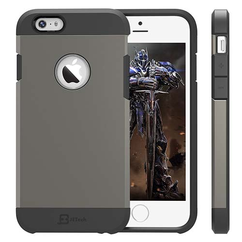 Jetech slim armor case for iPhone 6