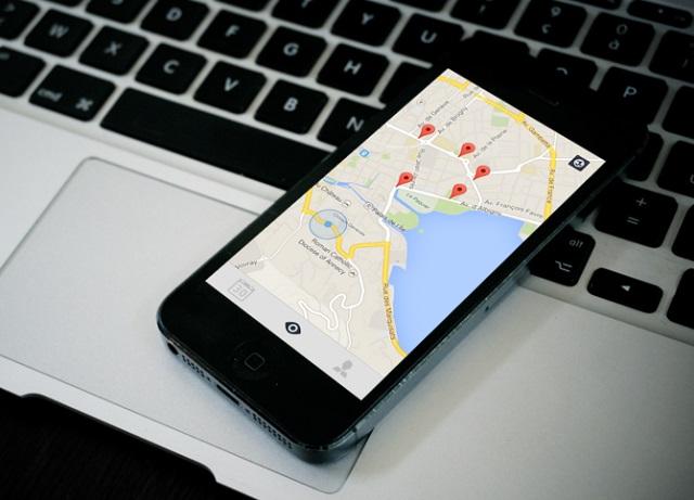 MobiPast maps