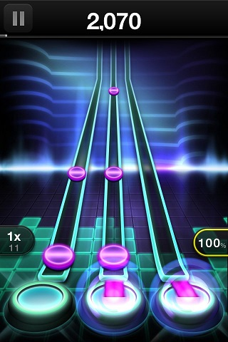 how to play tap tap revenge on your iphone or ipad right now ios hacker. Black Bedroom Furniture Sets. Home Design Ideas
