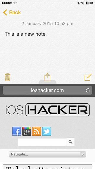 ReachApp iPhone 5