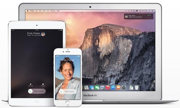 Continuity iPad