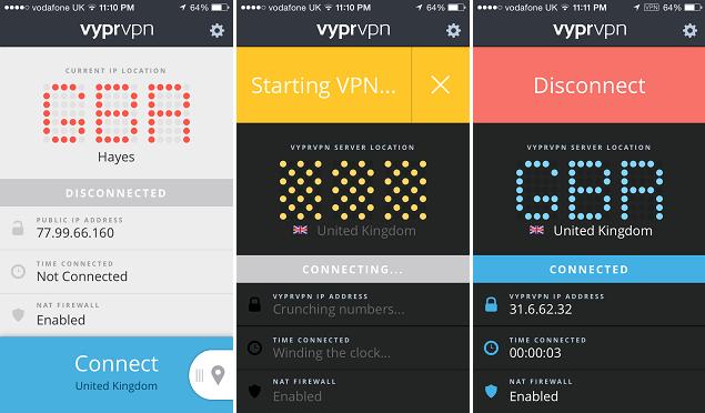 VyprVPN apps