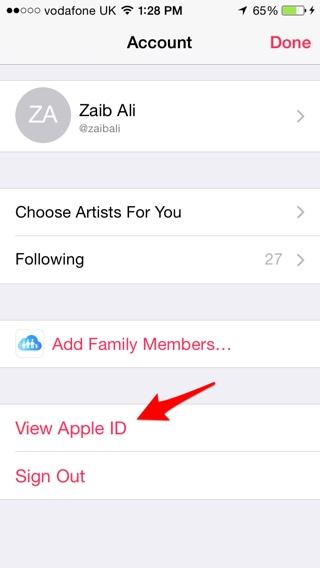 Apple Music subscription (2)