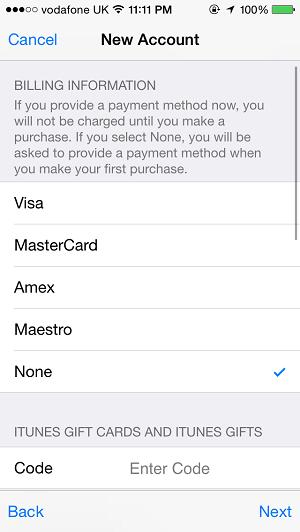 free apple id iOS (2)