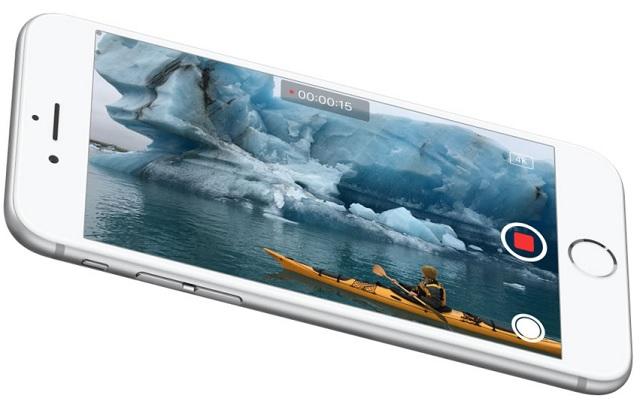 iPhone 6s cam