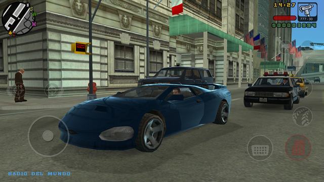 GTA Liberty City Stories iPhone
