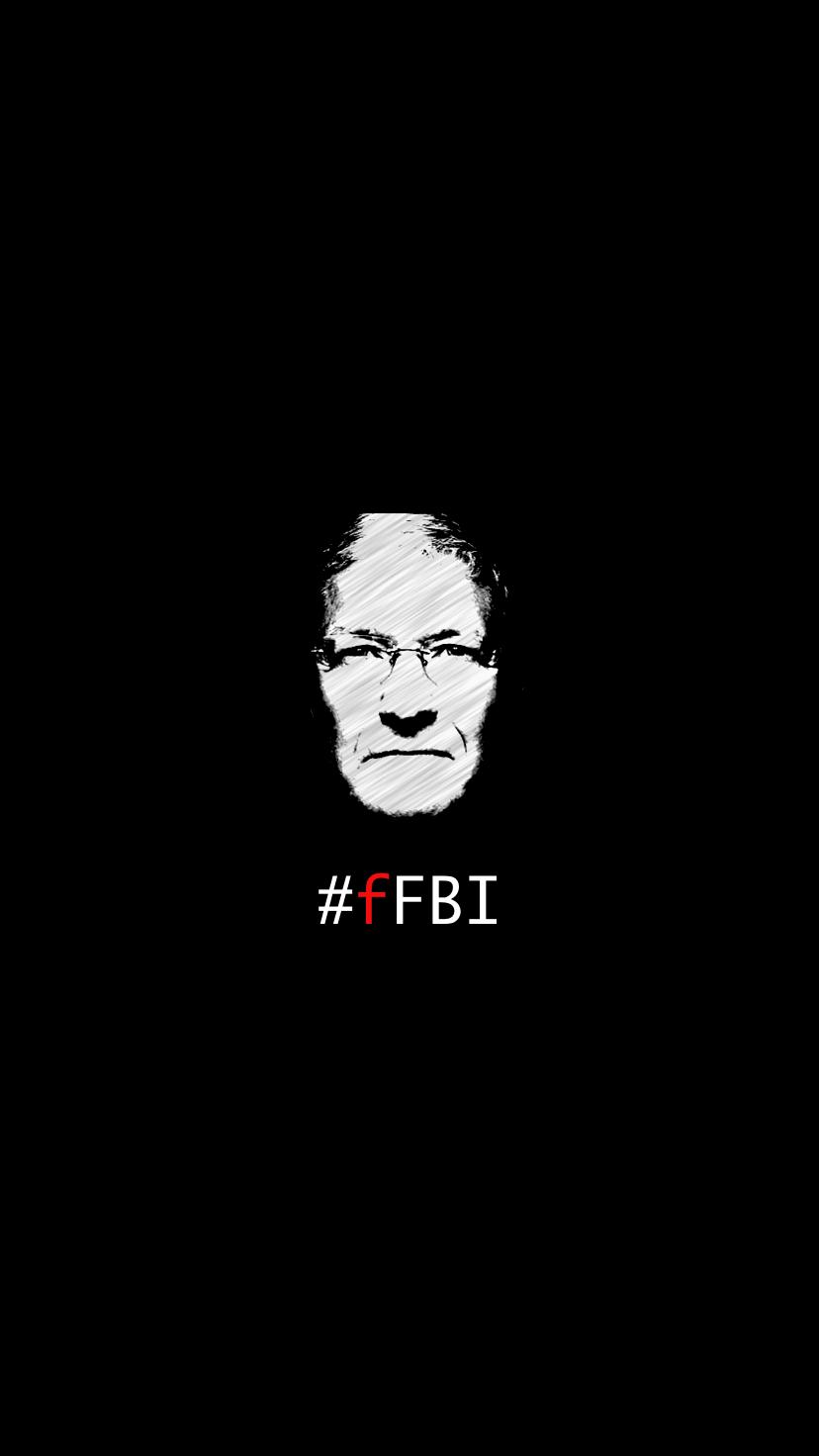 F FBI Apple iPhone 6s Plus