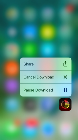 Download Pause 3D Touch