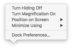 DockSettings