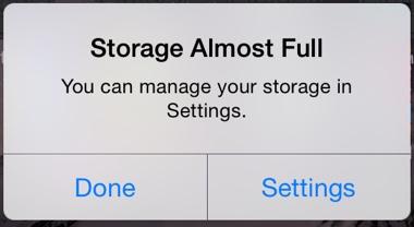storage-almost-full-ios