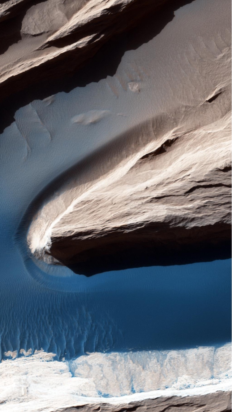 10 Beautiful Iphone 7 Mars Wallpapers Based On Nasa S New Mars Photos Ios Hacker