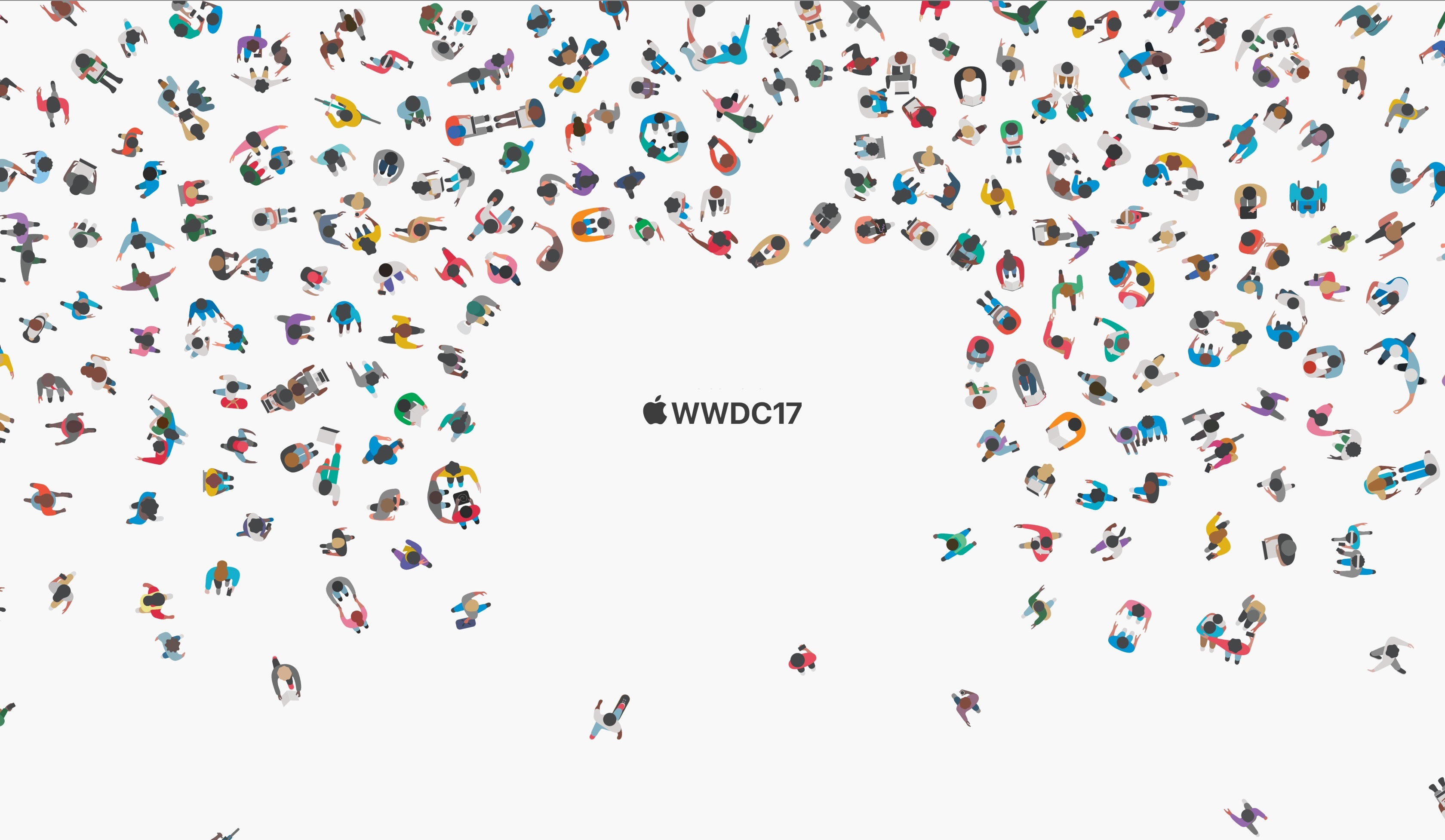 Wwdc Wallpaper 4k: WWDC 17 Wallpapers For IPhone, IPad And Mac [Download