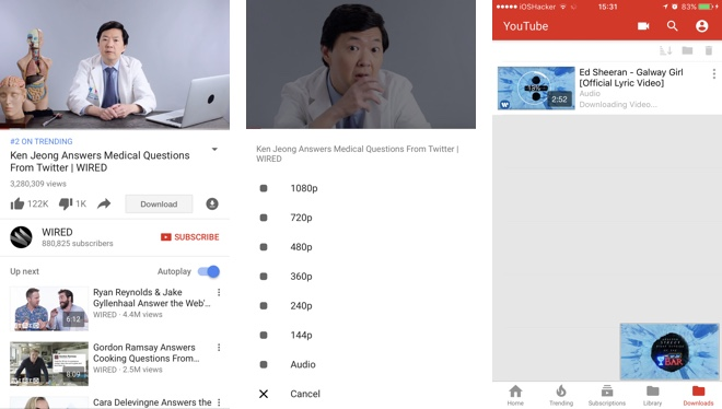 How To Download Youtube++ Without Jailbreak For Background Audio And