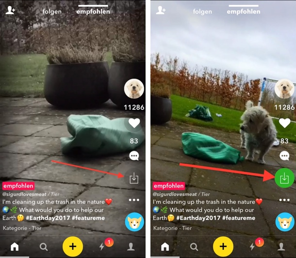 Downloadally Tweak Lets You Download Videos From musical ly App