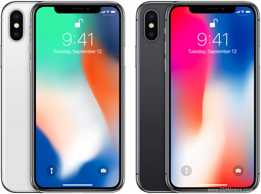 apple-iphone-x colors