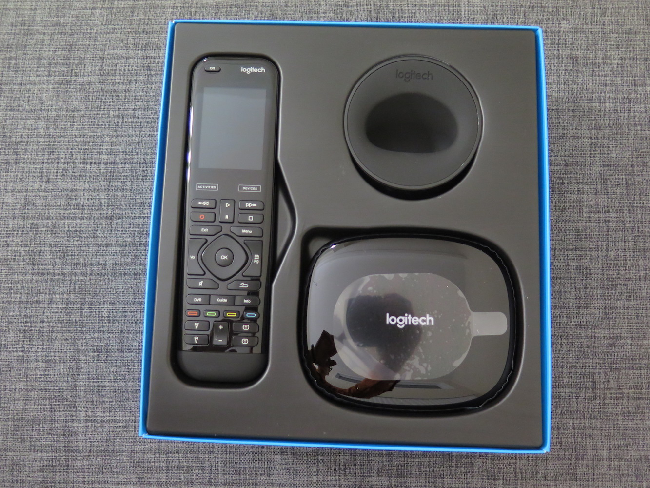 Logitech Harmony Elite Is The Ultimate Universal Remote (Review
