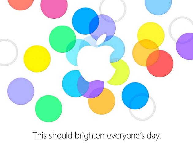 Apple iPhone invitation