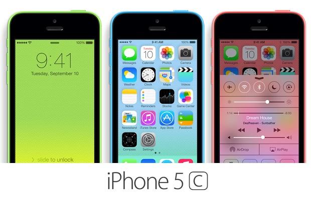 iphone 5c main
