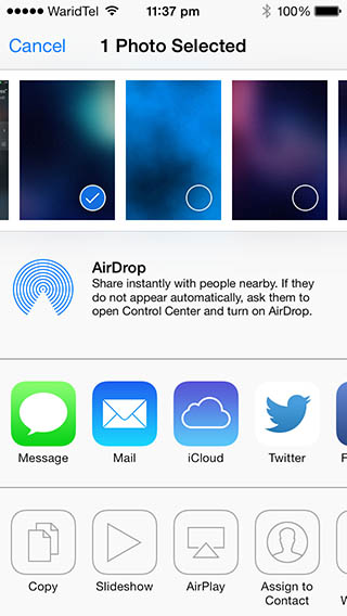 AirDrop for iOS 7 (2)