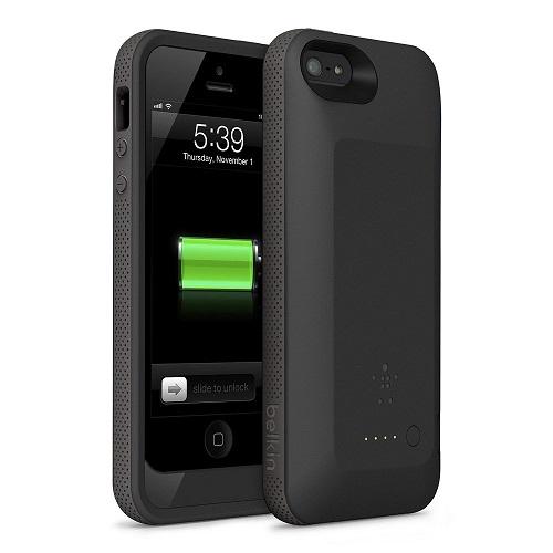 Belkin Grip Power Battery Case iPhone 5