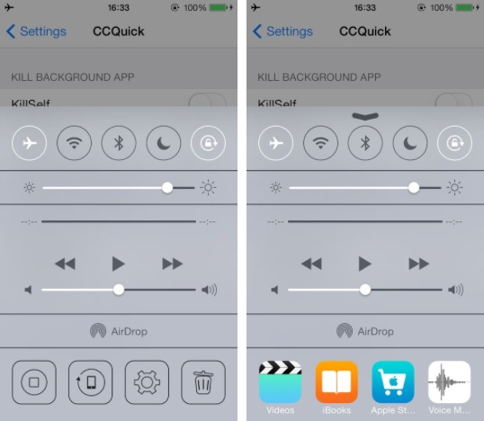 Supercharge your Control Center with these awesome tweaks