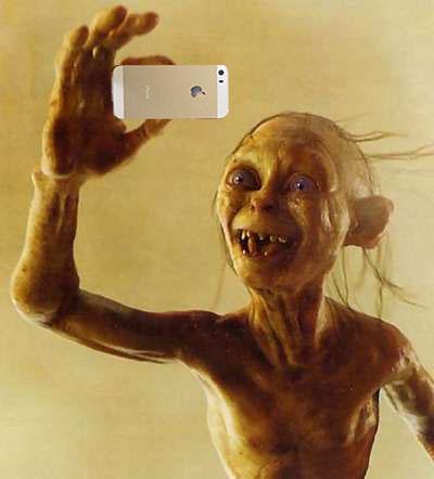 iPhone precious