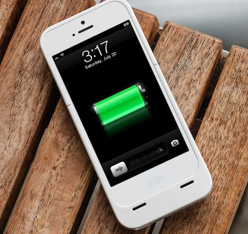 uNu Power DX External Protective Battery Case for iPhone 5s