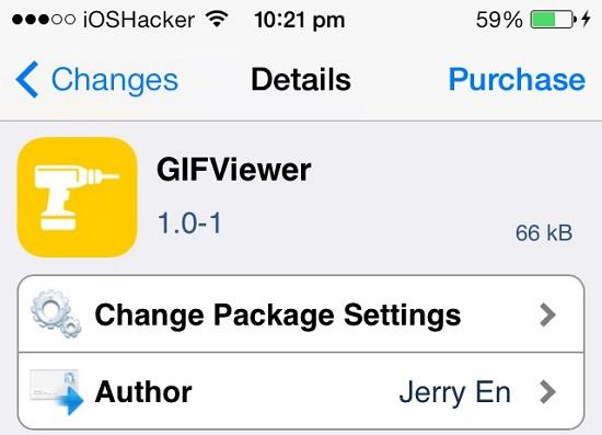 GIFViewer tweak