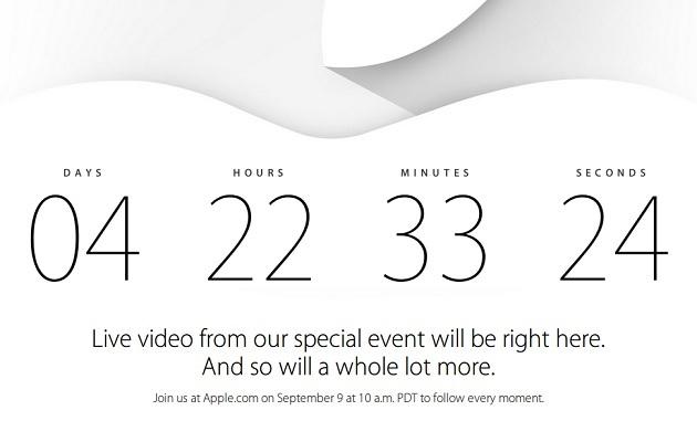 livestream iPhone 6 iwatch