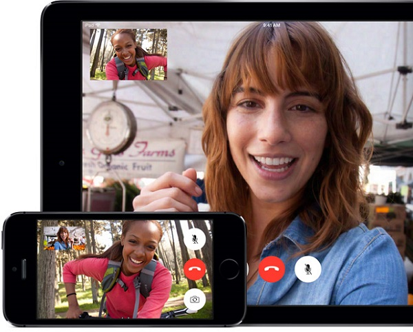 Facetime iOS 8