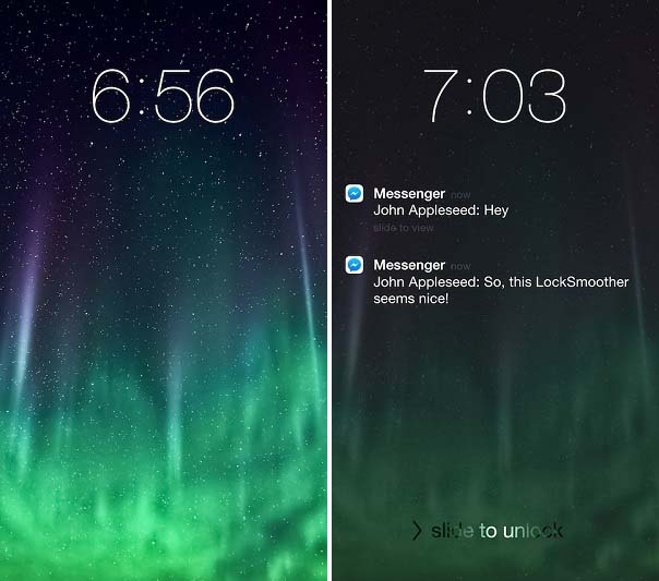 Locksmoother+ tweak