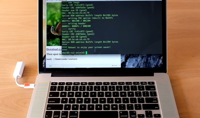 New undetectable and unremovable firmware worm affects Macs
