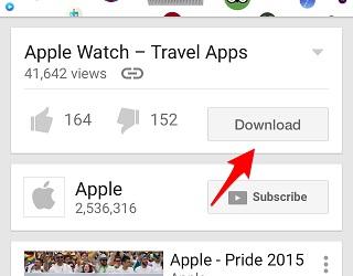 Youtube++ tweak lets you download Youtube videos on iOS