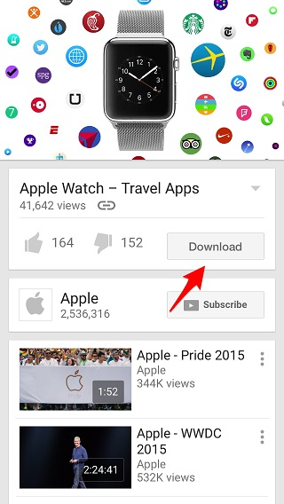 Youtube++ tweak lets you download Youtube videos on iOS